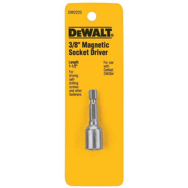 Dewalt DW2220 .375-inch Magnetic Nut Drivers