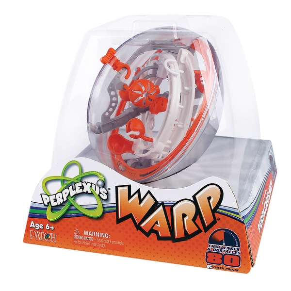 Patch Products-Perplexus 00958 Perplexus Warp 3D Maze Game 17781960