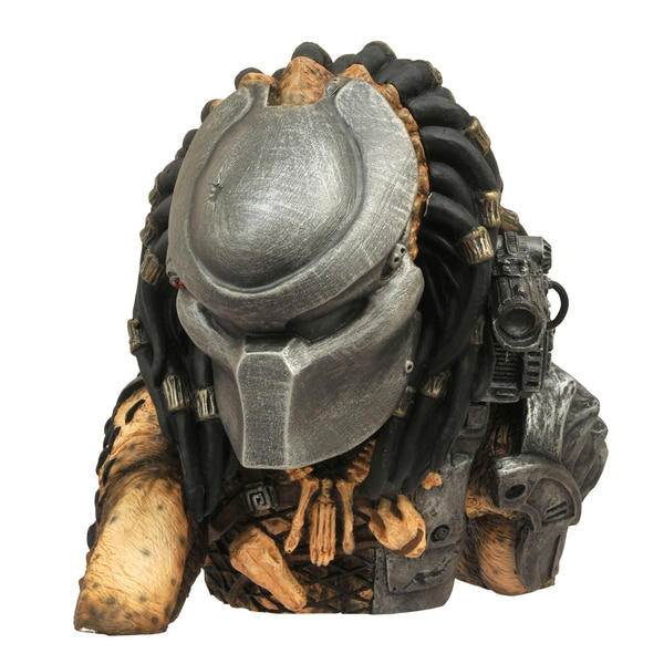 Diamond Select Toys Predator Masked Bust Bank 17782041