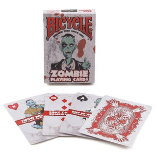 Bicycle 1025963 Zombie Playing Cards 52 Card Pack
