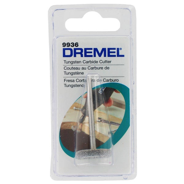 Dremel 9936 Structured Tooth Tungsten Carbide Cutter Wheel