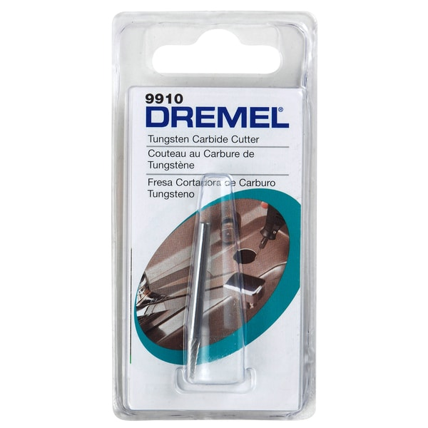 Dremel 9910 0.125-inch Tungsten Carbide Cutter