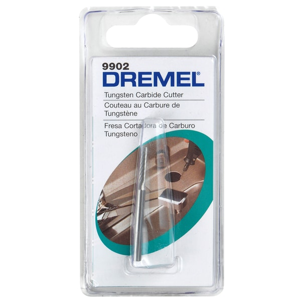 Dremel 9902 3/32-inchTungsten Carbide Cutter