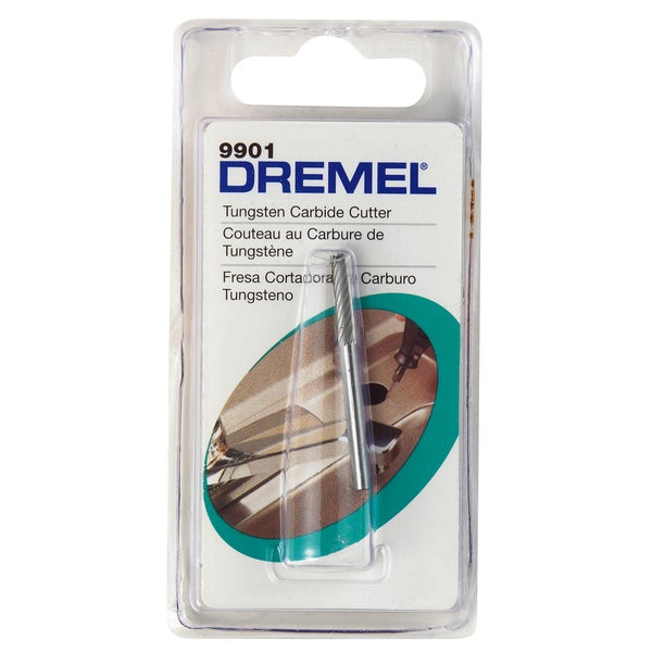 Dremel 9901 0.125-inch Tungsten Carbide Cutter