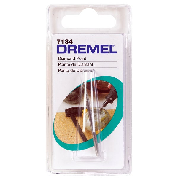 Dremel 7134 Diamond Taper Point Bit