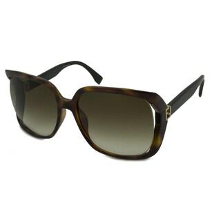 Fendi FF0053 Women's Square Sunglasses