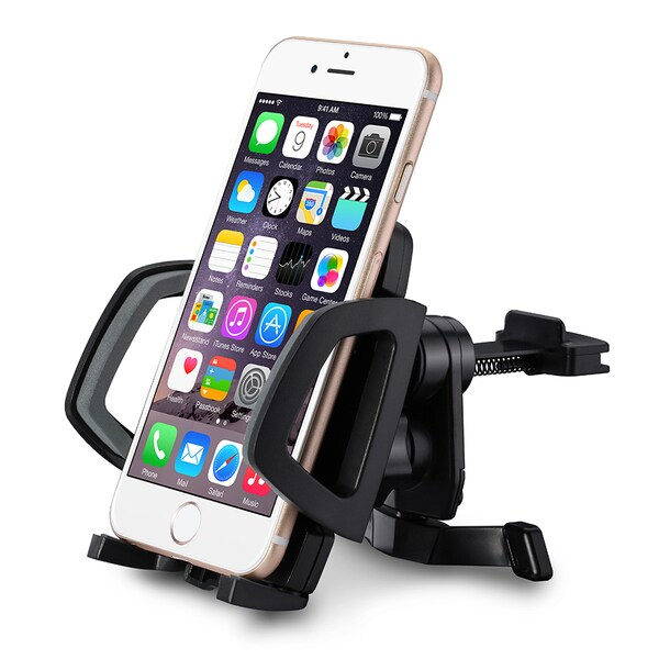 Mpow Grip Air Vent Car Mount Holder Cradle with Quick Release/Lock Button, 360 Degrees Rotation, Easy Installation 17785076