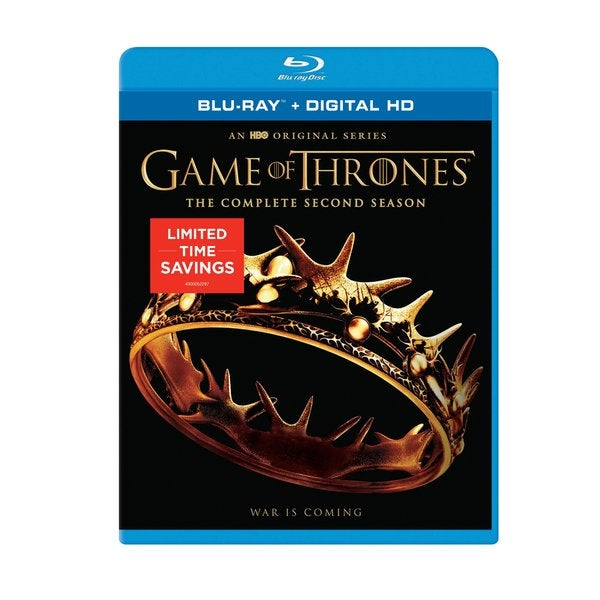 Game Of Thrones: The Complete Second Season (Blu-ray Disc) 17785126
