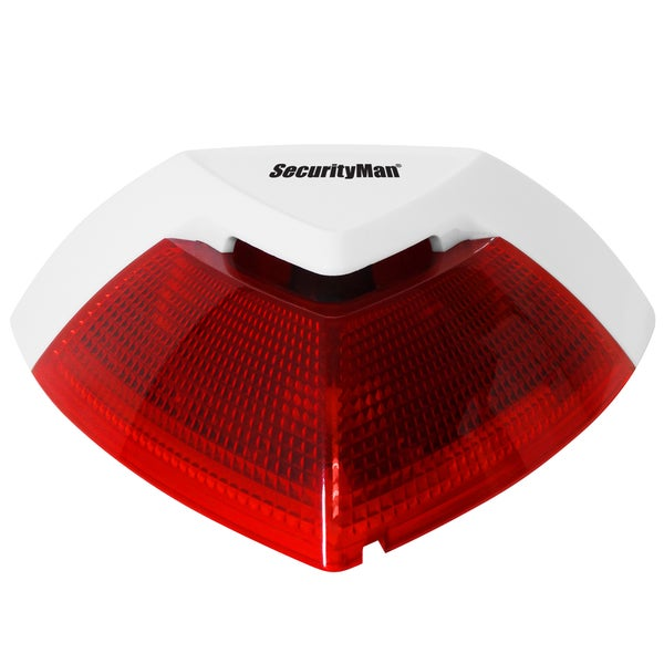 SecurityMan Add-on Wireless Indoor Siren (for IWATCHALARM series)