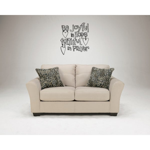Rejoice, Be Patient, Be Constant quote Wall Art Sticker Decal
