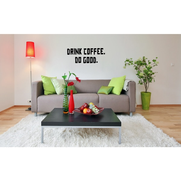 Do Good quote wall sticker quote Wall Art Sticker Decal