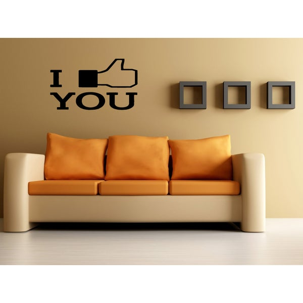 You Like you Wall Art Sticker Decal