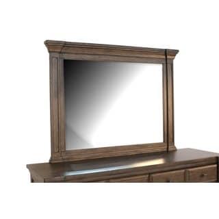 Simply Solid Logan Landscape Mirror