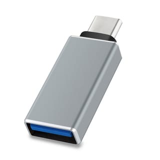 Type C to USB Adapter, Patuoxun USB 3.1 Type C to USB 3.0 Adapter Converter with OTG