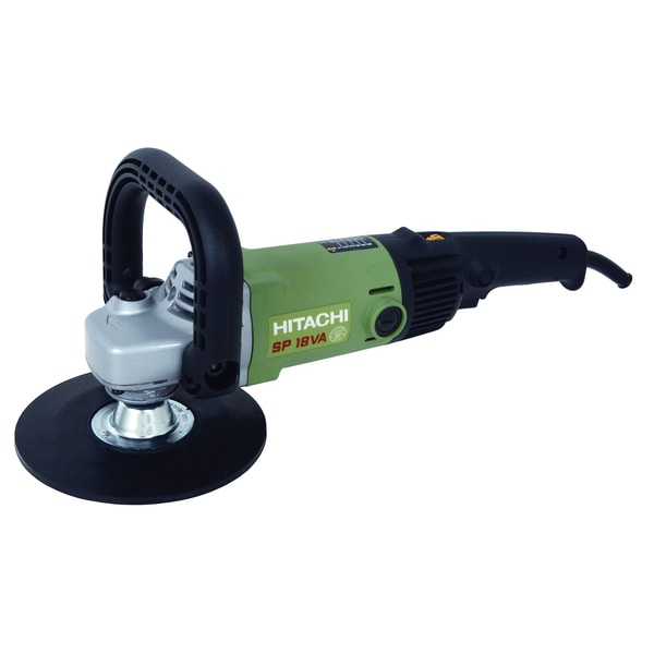 Hitachi SP18VAH 7-inch Sander and Polisher