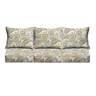 Grey Outdoor Cushions & Pillows Overstock