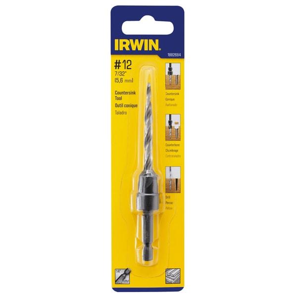 Irwin 1882784-countersink #12 Tool