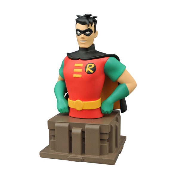 Diamond Select Toys Batman Animated Series Robin Bust 17787460