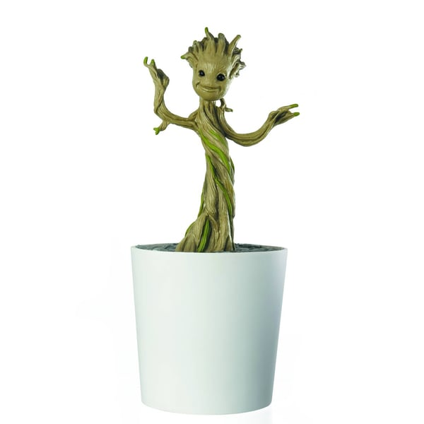 Monogram Products Marvel Heroes Baby Groot PX Figural Bank