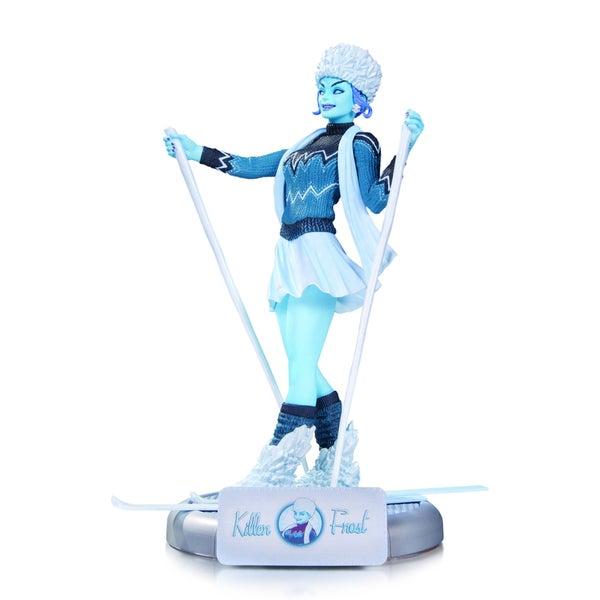 DC Comics Bombshells Killer Frost Statue 17787597