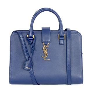 Saint Laurent Small Cabas Monogramme Handbag