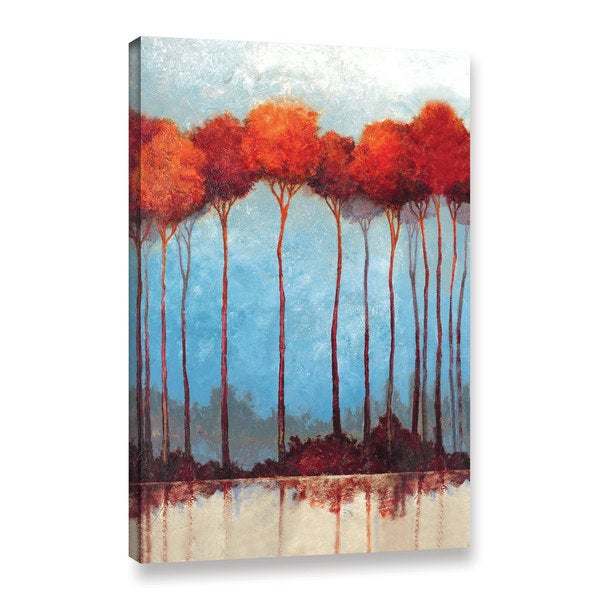Pied Piper's Fall Trees, Gallery Wrapped Canvas 17788244