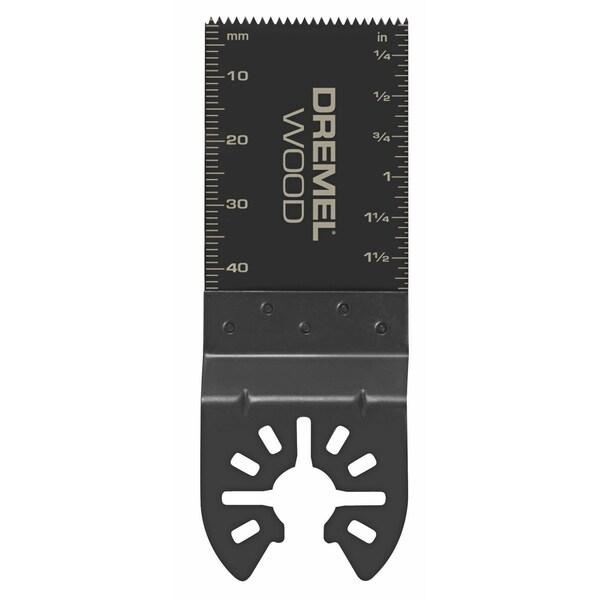 Dremel MM480 1.625-inch Wood Flush Cut Blade