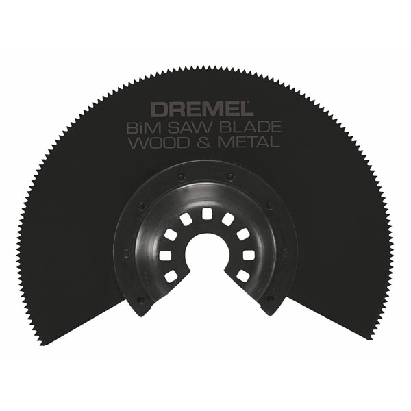 Dremel MM452 0.875-inch Multi-Max Bi-Metal Saw Blade