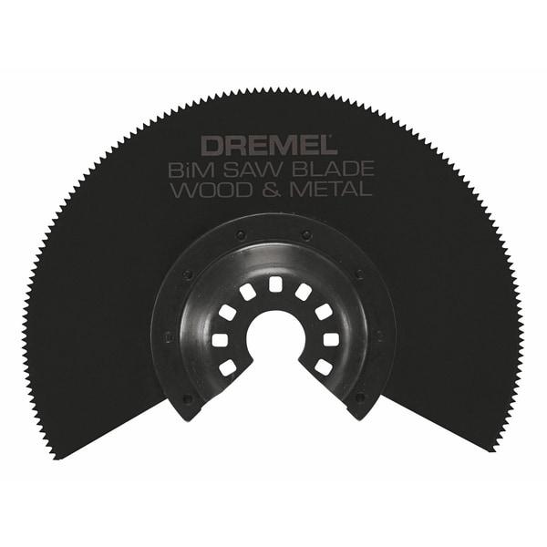 Dremel MM452 0.875-inch Multi-Max Bi-Metal Saw Blade