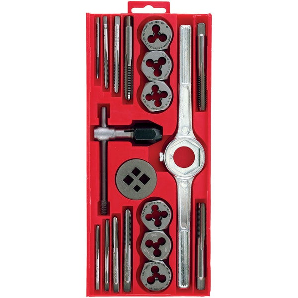 Vermont American 21767 19-piece Tap and Die Set