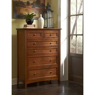 Aiden Solid Wood 6-drawer Chest