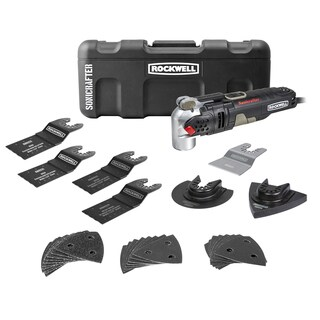 Rockwell RK5141K 4.0A Sonicrafter 34 Piece Kit
