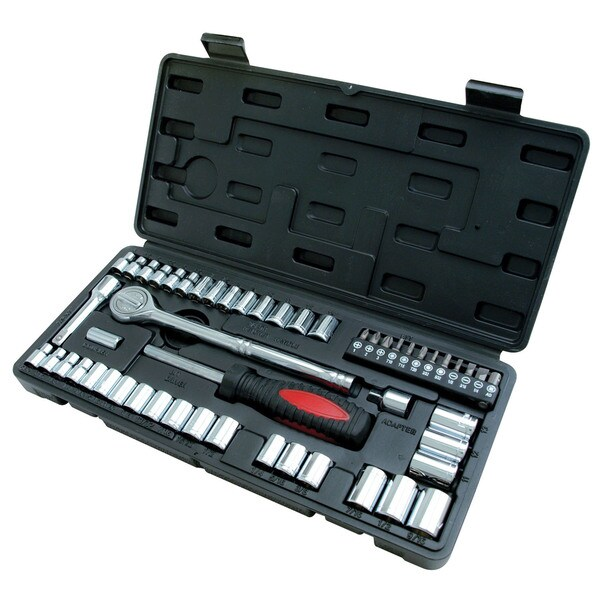 Great Neck TK54 54 Piece Ratchet & Socket Set