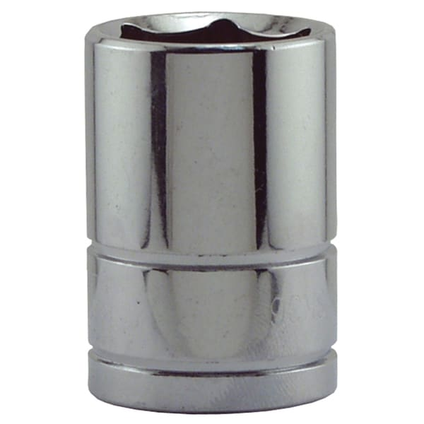 "Great Neck SK36 3/4"" X 1/2"" Drive 6 Point Socket Standard"