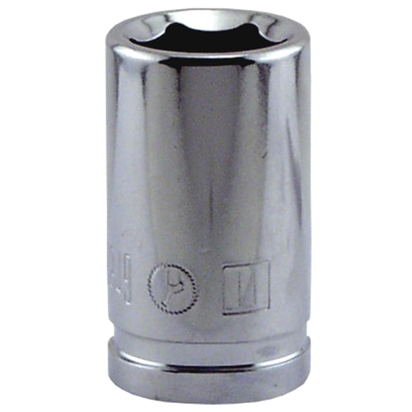 "Great Neck SK11M 11MM X 3/8"" Drive 6 Point Socket Metric"
