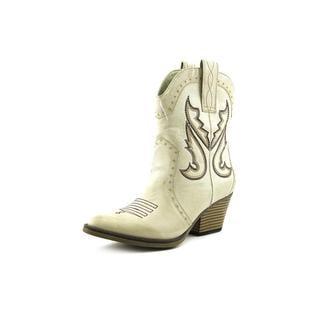 Mia Women's 'Horseback ' Synthetic Boots