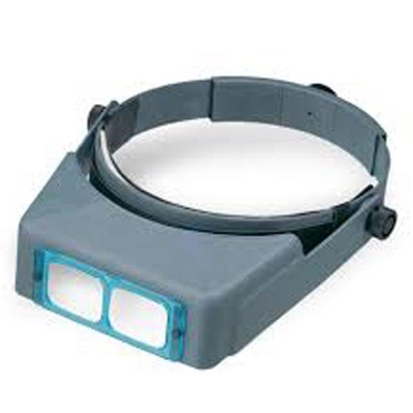 "Donegan OptiVISOR. Binocular Magnifier DA-4, 2X, 10""(lo204)"