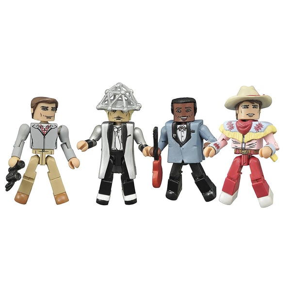 Diamond Select Toys Back to the Future Minimates 1955 Box Set 17792698