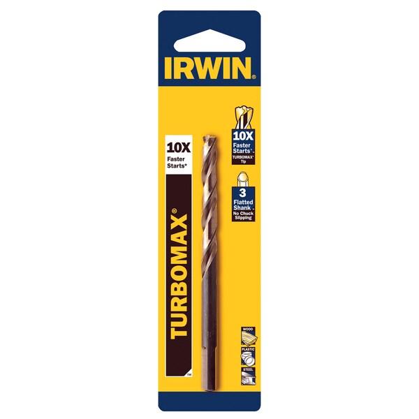 """Irwin 73310 5/32"""" Turbomax HSS Drill Bits"""