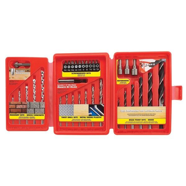 Bosch 90033 33 Piece Drill & Driver Set
