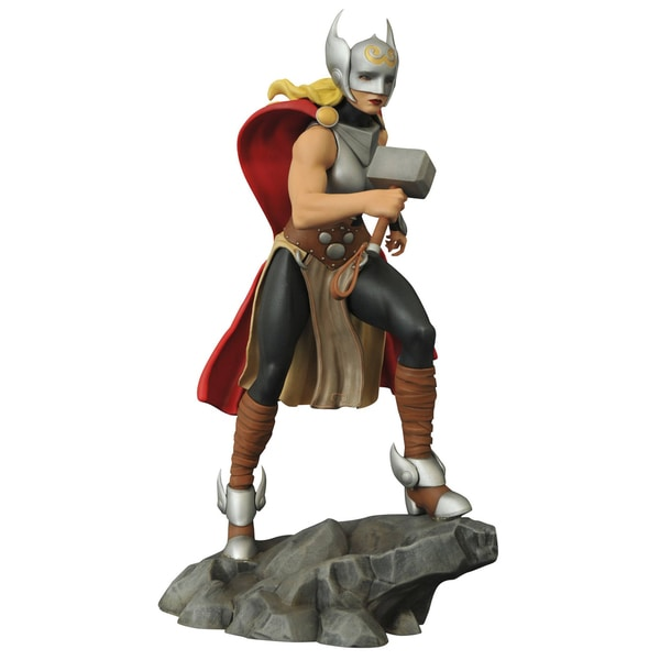 Diamond Select Toys Marvel Femme Fatales Lady Thor PVC Figure 17792877