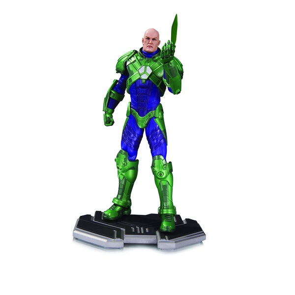 DC Comics Icons Lex Luthor Statue 17793132
