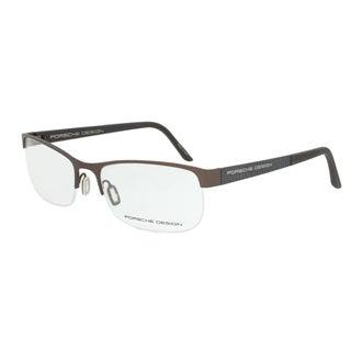 Porsche Design P8242 D Brown Eyeglasses Frame