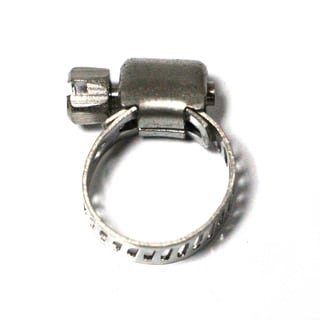 Taze Miniature Worm Gear Hose Clamp (Pack of 10)