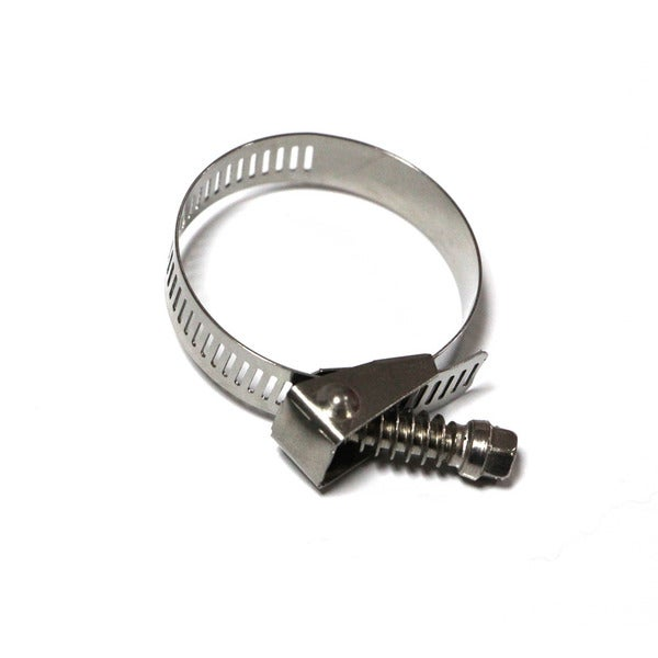 Taze Quick-release Worm Drive Hose Clamp (Pack of 10)