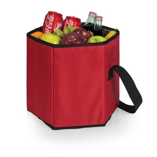 Picnic Time Red Bongo Insulated Cooler