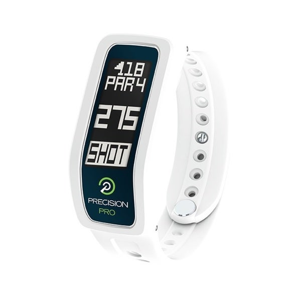 GPS Golf Band White