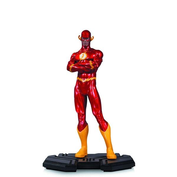 DC Comics Icons Flash 0.167 Scale Statue