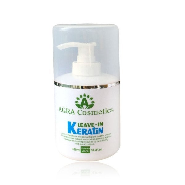 Agra Cosmetics 10.2-ounce Leave In Treatment with Keratin