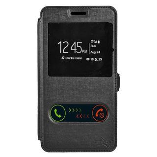 Insten Leather Case Cover For Alcatel One Touch Fierce XL